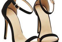 Sapatos de tacão alto (casamento)