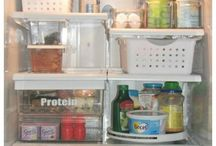 Organize my french door fridge!