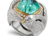 Jewelry Pieces / Art jewels