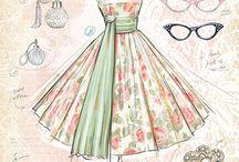 Картинки платьев