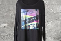 Fashion KK / Original paintings and graphic designs by me alive on apparel - your modern wardrobe.