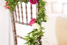Chair Floral Decoration Inspirations