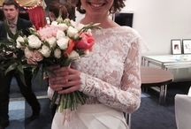 Новинки свадебных платьев / самые сочные модели свадебных платьев 2015