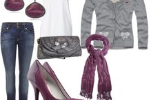 Fall and Winter outfits / by Kaitlin