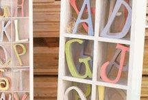 letters for W wall