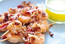 Shrimp recipes / by Kimberly Saxton