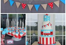 Mav's 1st birthday / by Mandy Fahr