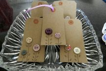 gift tags and cards