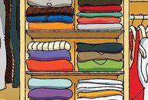 Organizing tips / by Emily Kelley