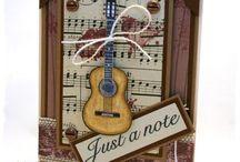 Music cards