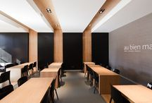 training rooms / banquet hall