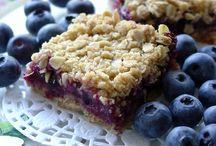 Blueberry yummy-ness