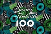 Suomi - Finland 100