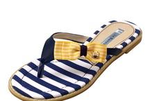 FLIP FLOPS :) / Sandals or between the toes