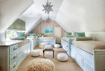 Angled ceiling room ideas