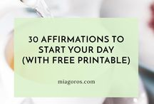 Miracle Morning Affirmations, Motivation