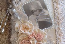 fabric and lace books