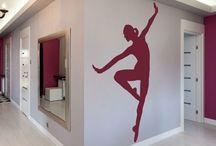 Sportovní momenty / Pro fanoušky sportů máme mnoho samolepek na stěnu se sportovními motivy.
