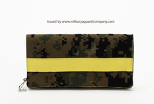 Military Custom Bags and Accessories