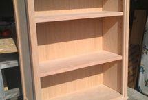 cabinets/shelves