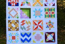 Samplers quilt