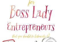 Podcasts for Women Entrepreneurs / These are the podcasts that every woman entrepreneur needs to listen to inspire her girlboss dreams!