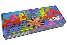 Loom Band Bracelet Kits / The different loom band systems out there, including Rainbow Loom, Wonderloom, Cra-Z-Loom and many more.