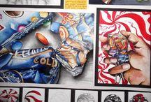 IGCSE ART BOARDS
