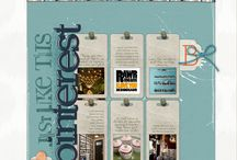 Scrapbooking ideas / by Sherry Dinsmore
