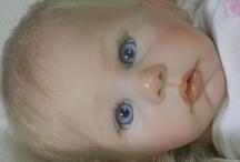 Reborn babies and dolls / Dolls / by Margaret Robertson Kelm