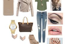 Polyvore Set We Love! / Sets made on Polyvore featuring Sans Souci Stores!