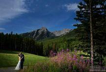 Silvertip Canmore Wedding Photos