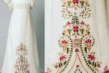 Regency Dress Inspiration