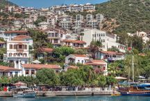 Kas and Kalkan / Find out why we LOVE Kalkan: https://www.propertyturkey.com/blog-turkey/10-reasons-we-love-kalkan