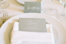 table settings / by JPW