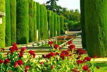Spanyol kertek
