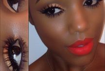 All about fab make-up / Make-up