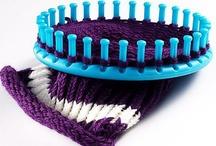 Knitting and yarn stuff