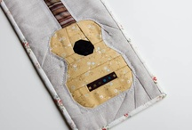 Music Quilts! / by Aletta D