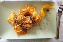 Italian Food / Antipasti, Primi, Secondi, Dolci, Desserts Pasta, Risotto, Salumi, Carne, Pesce