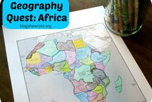 Education ~ Geography Africa