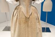 Clothing 1600s / by Maria Elkins