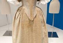 Clothing 1600s