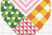 cross stitch board