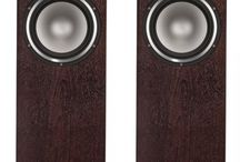 Tannoy Speakers | HiFix / Tannoy produces the very finest 5.1 speaker systems, bookshelf, floor standing speakers, and rear surround speakers. Tannoy Hi Fi products available at Frank Harvey Hi Fi Excellence, Coventry. | UK's premier Hi Fi and Home Cinema Retailers - for sales, service, and advice just contact us: https://www.hifix.co.uk