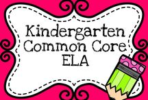 Kindergarten ELA {Common Core} / This board is for Kindergarten ELA resources that are aligned with the Common Core. Please only pin one paid resource per day, or you will be removed.  If you're interested in pinning to this board, please follow and send an e-mail to mrsroltgen (at) gmail (dot) com. Thanks! / by Resources by Mrs. Roltgen