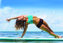 SUP & Namaste / SUP yoga is the best way to get in shape and bring some Zen into your summer routine!