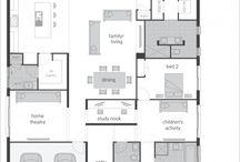 House - floor plans
