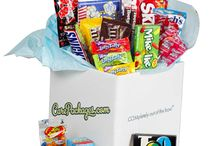 Care Packages and Gift Baskets for Every Occasion! / Care packages and Gift Baskets for every occasion! Care packages shipped to on-campus locations, right on time, every time!