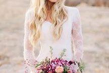 pink pretty  wildflowers